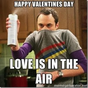 Valentine's Day – BahHumbug!